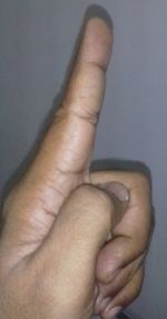 index finger